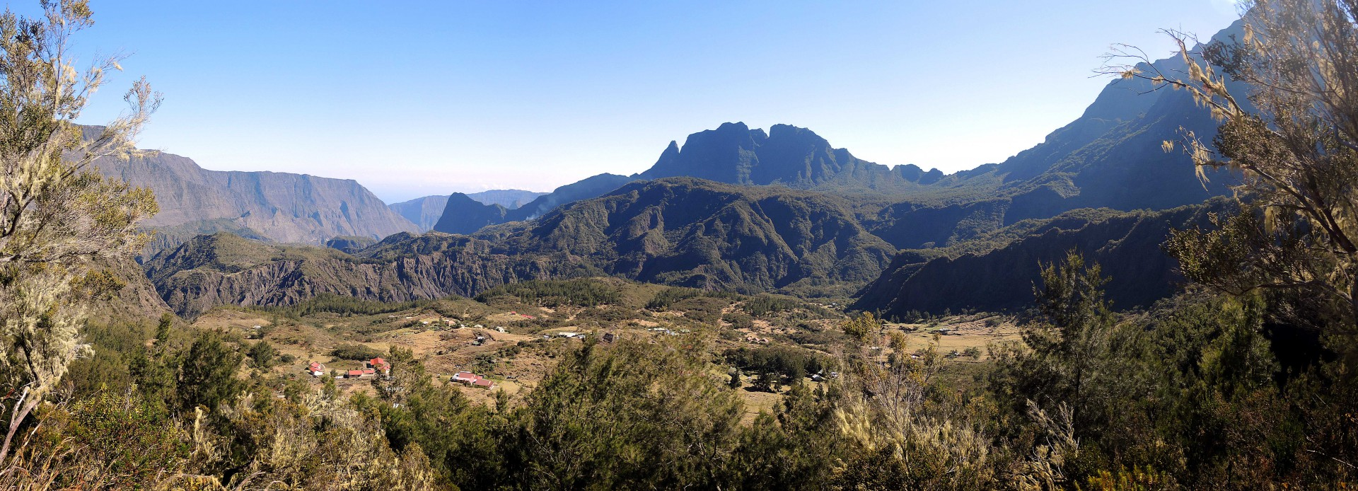 La Réunion Panorama von Marla
