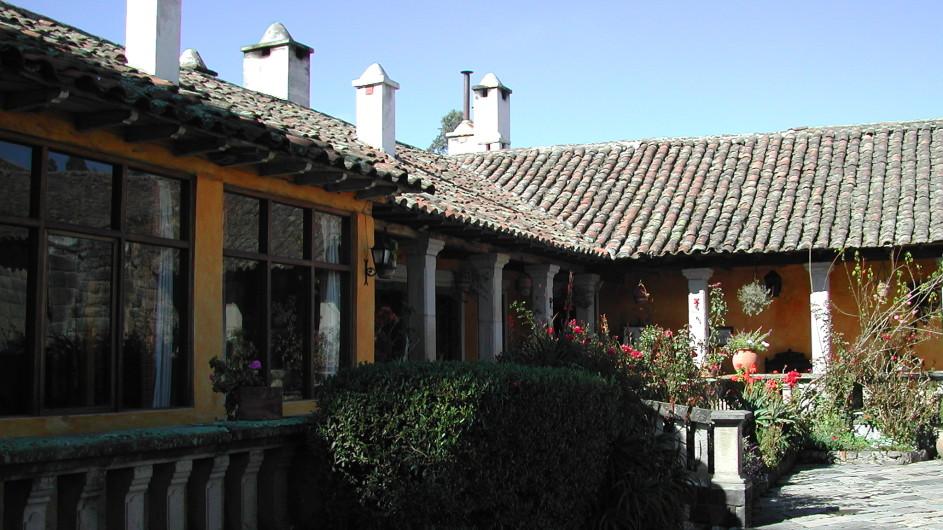 Ecuador Hacienda San Augustin de Callo