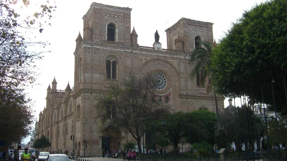 Ecuador Kathedrale von Cuenca