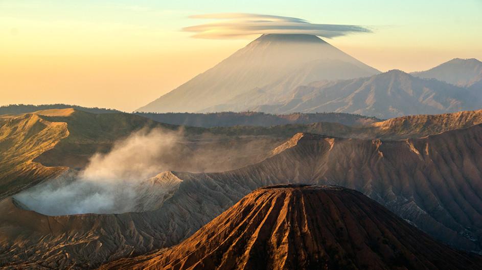 Indonesien Java Mt. Bromo