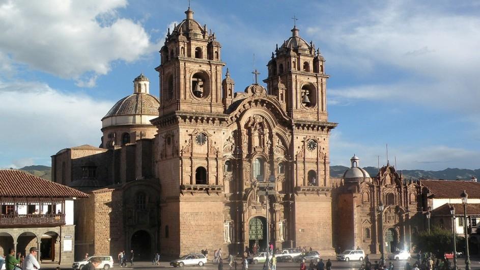 Peru Kathedrale von Cusco