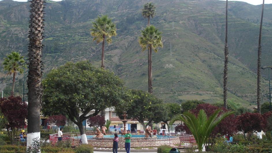 Peru Huaraz Carhuaz