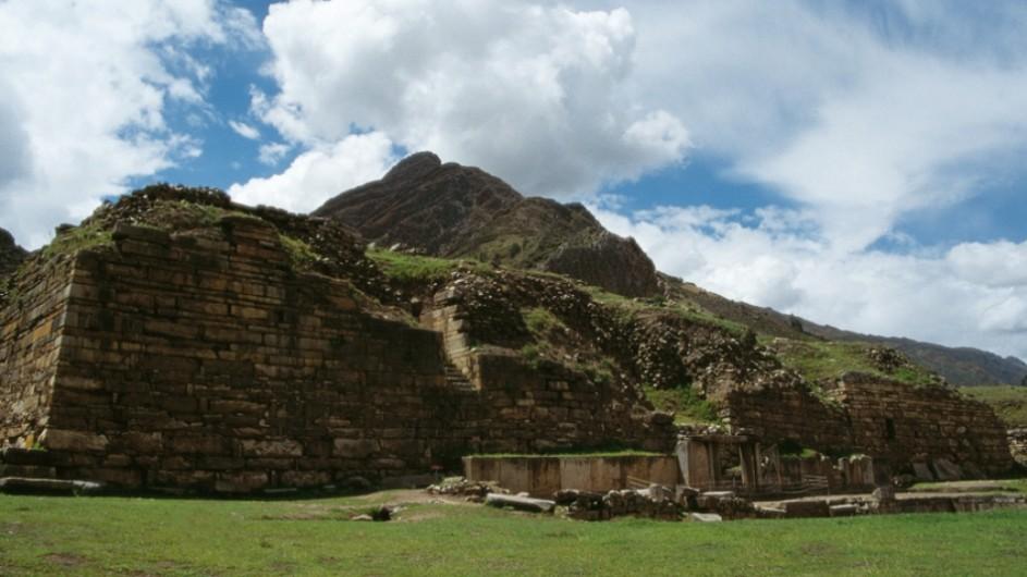 Peru Huaraz Tempel Chavin de Huantar