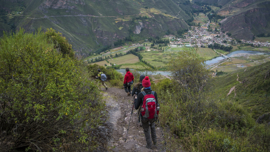 Peru Lares Trek Heiliges Tal