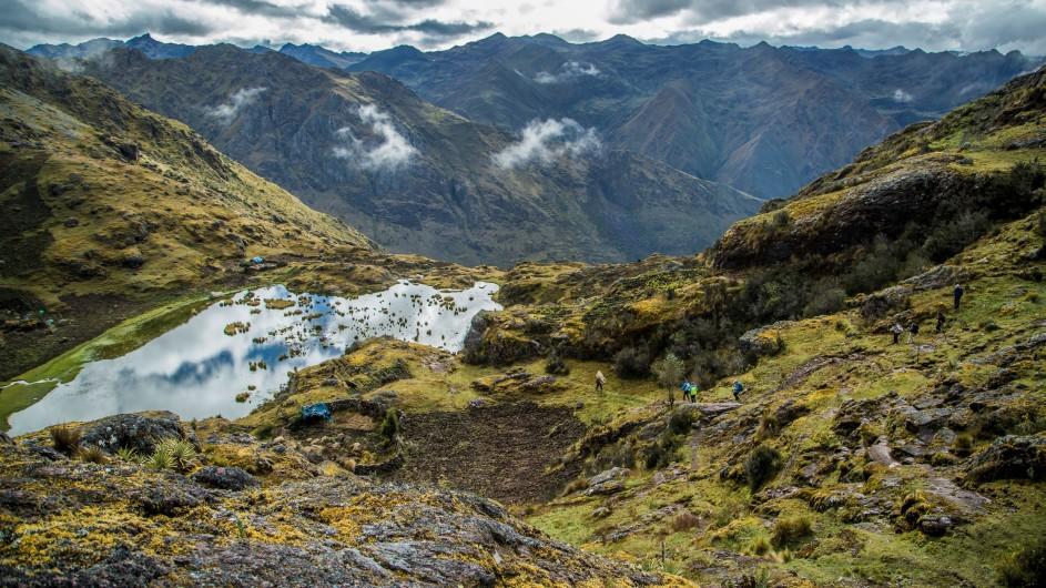 Peru - MLP - Lares Trek Tag 2