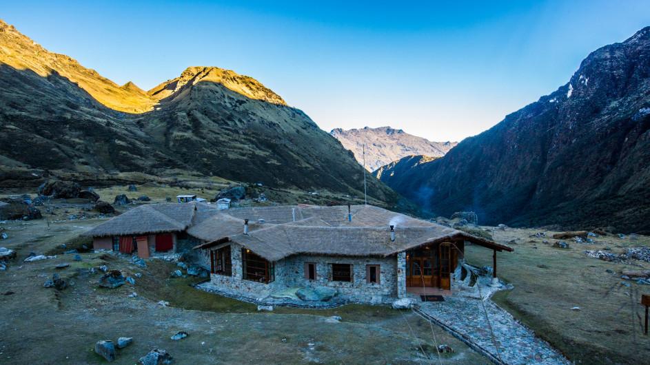 Peru Salkantay Trail Wayra Lodge