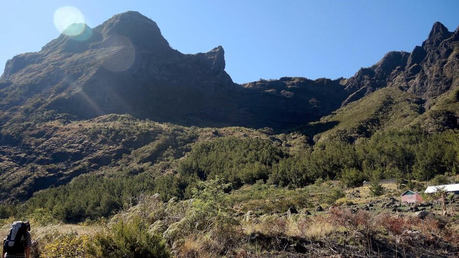 La Réunion Wanderung von Marla