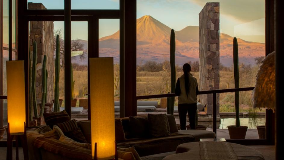 Tierra Atacama Lounge