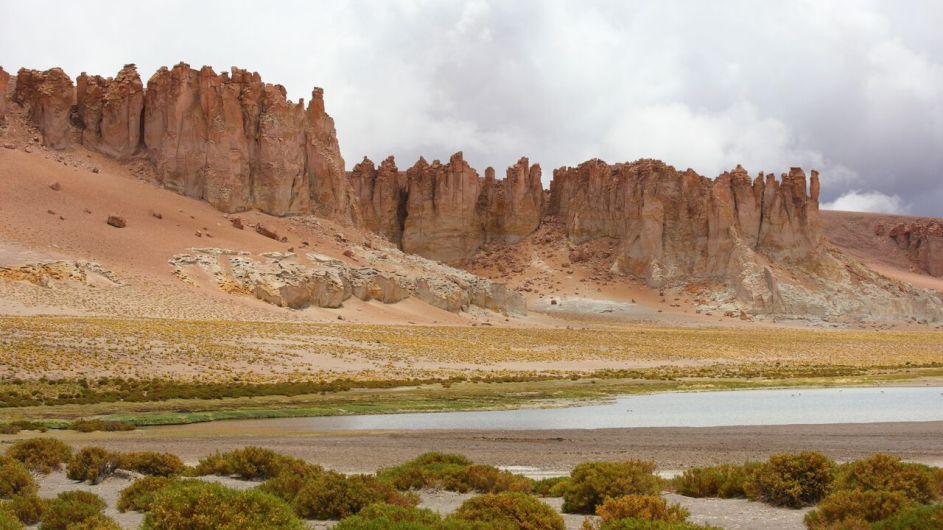 Tierra Atacama Sala de Tara