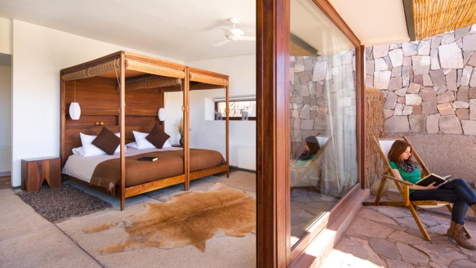 Tierra Atacama Zimmerbeispiel