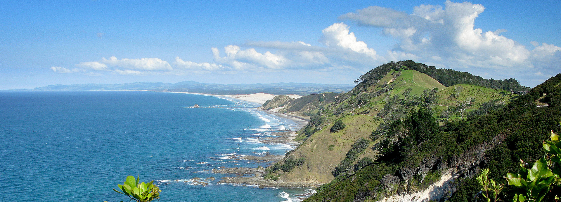 Neuseeland Northland bei Mangawhai