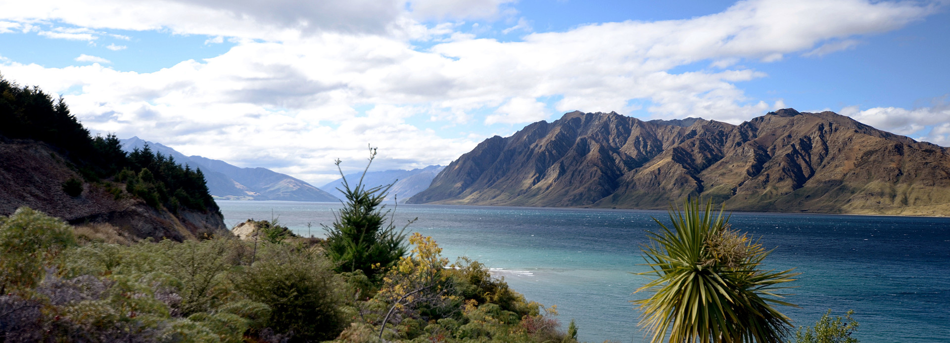 Neuseeland Fotostop am Lake Hawea