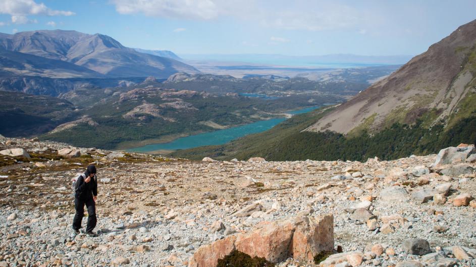 Argentinien - Los Glacieres Wanderung