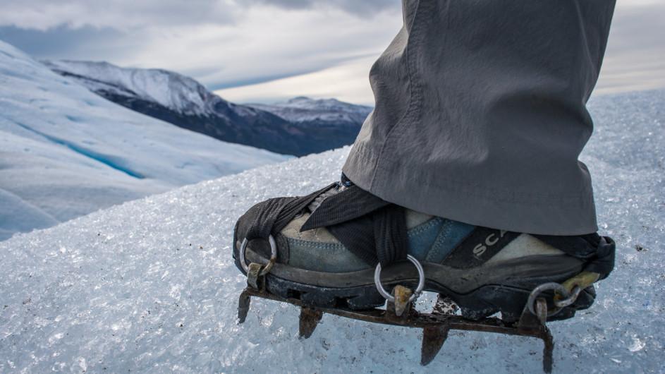 Argentinien - Perito Moreno mit Steigeisen