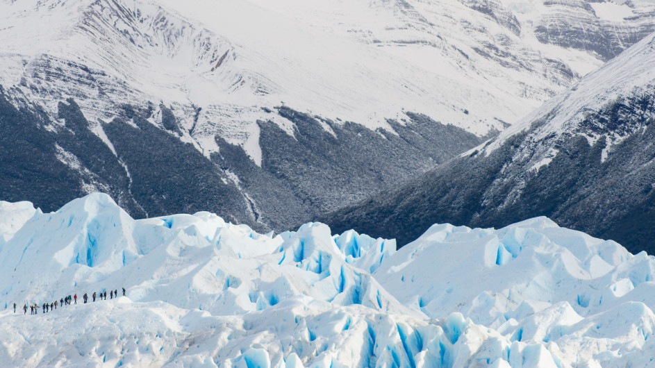 Argentinien - Wanderung auf dem Perito Moreno