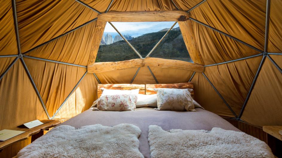 Chile - EcoCamp - Standard Dome