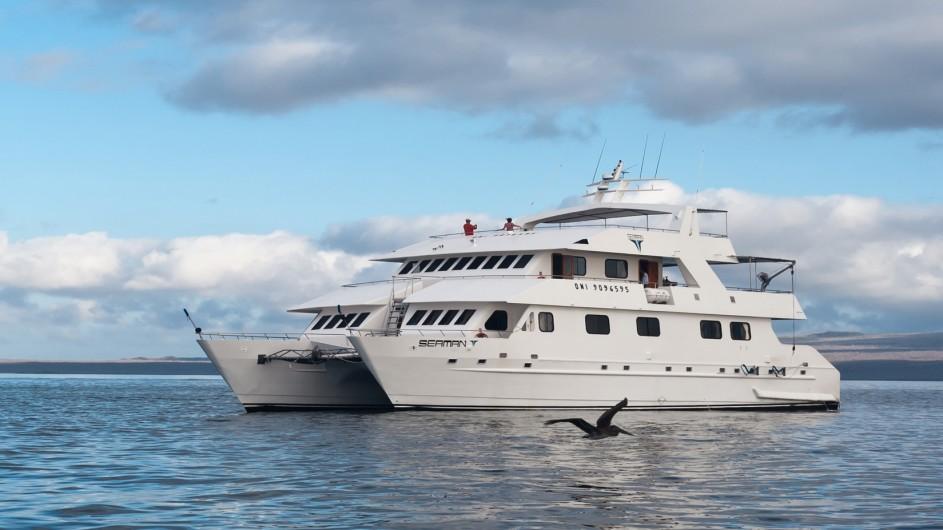 Ecuador - Galapagos - Katamaran Seaman Journey