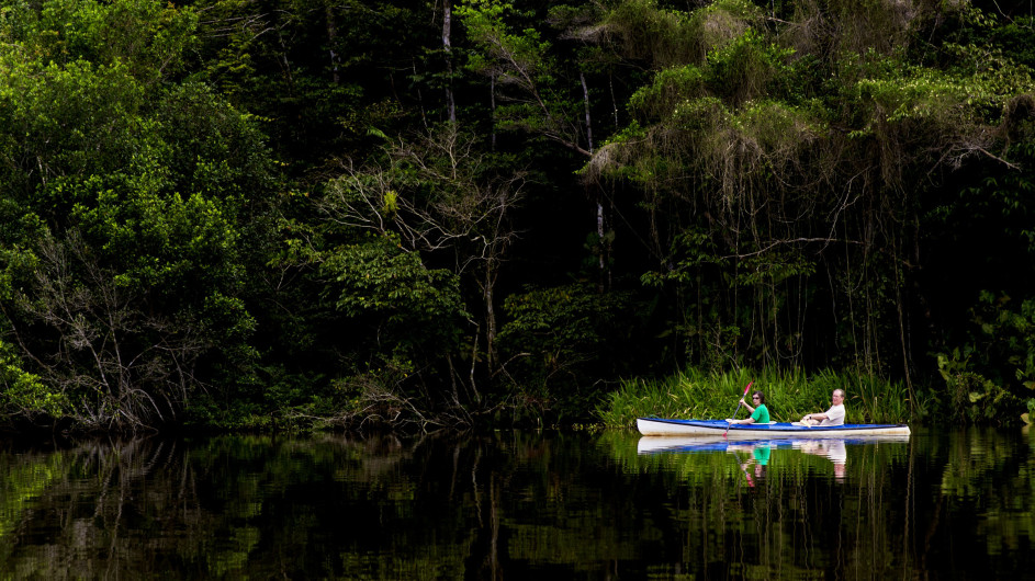 Ecuador - La Selva Ecolodge - Kanutour