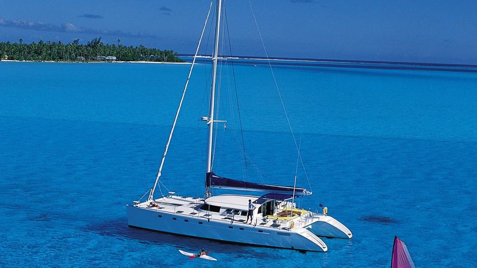 Französisch Polynesien - Archipels Cruises - Eleuthera 60
