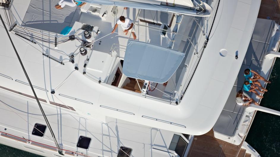 Französisch Polynesien - Archipels Cruises - Lagoon 620