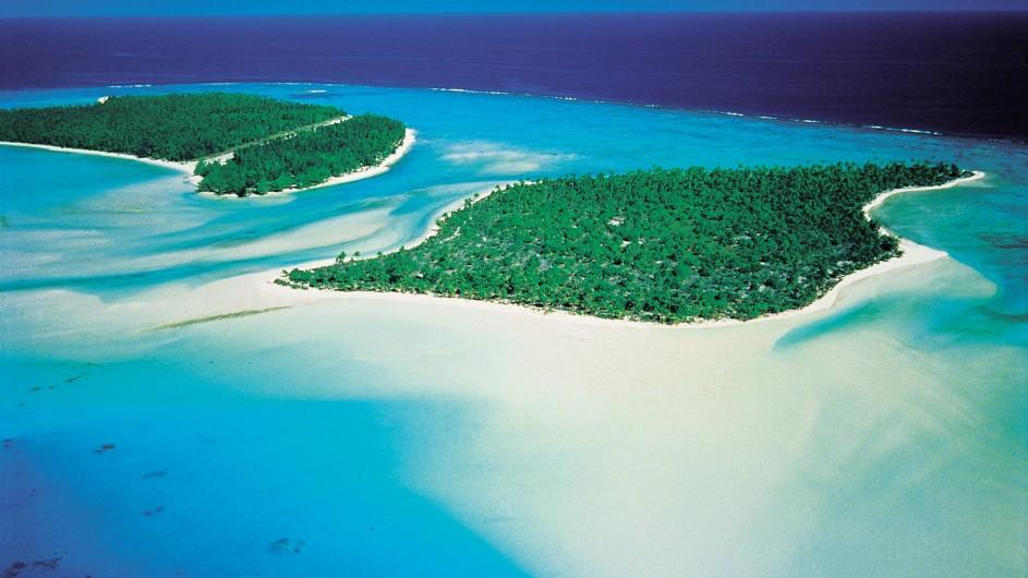 Französisch Polynesien - Rangiroa Motu