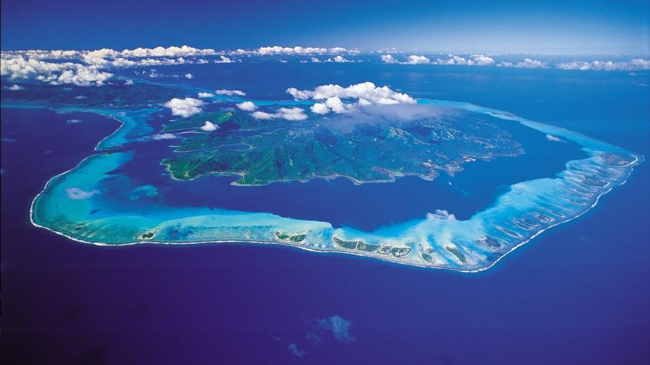 Französisch Polynesien - Tahaa