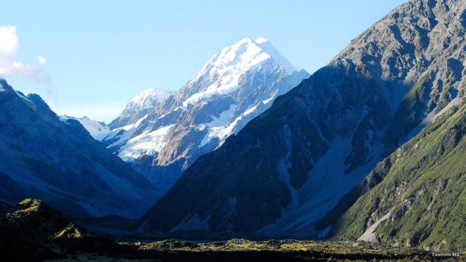 Neuseeland Mt. Cook