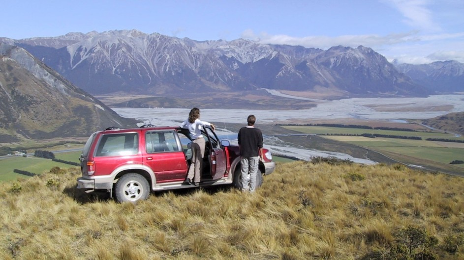 Neuseeland Mietwagen