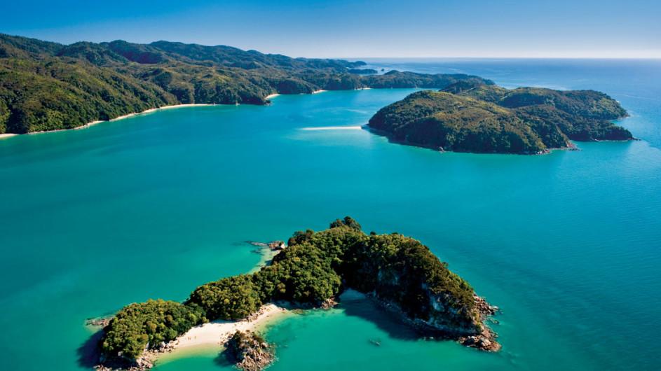 Neuseeland - Abel Tasman Nationalpark