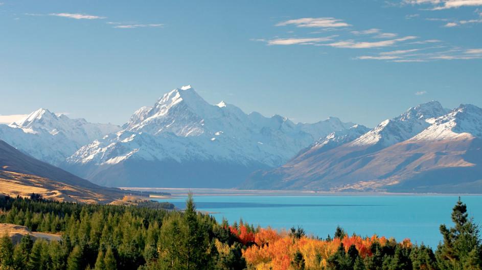 Neuseeland - Mt. Cook