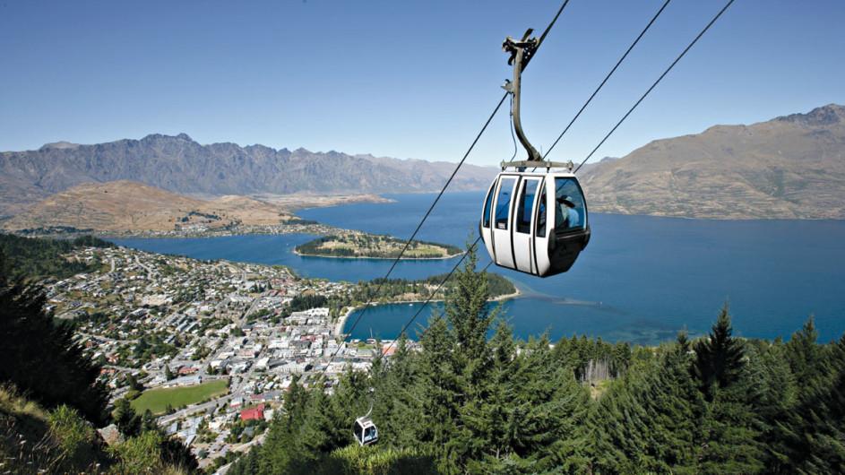Neuseeland - Queenstown - Skyline Gondola