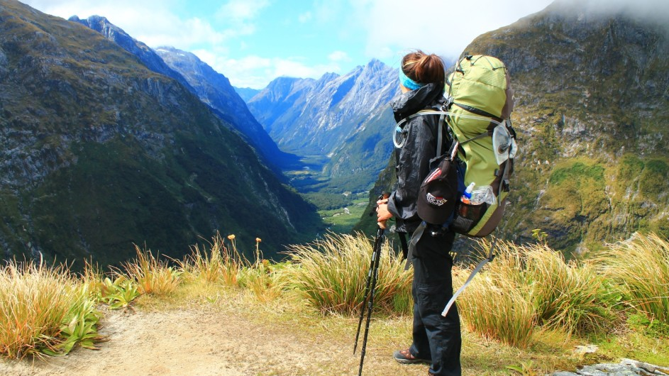Neuseeland - Milford Track Wanderer