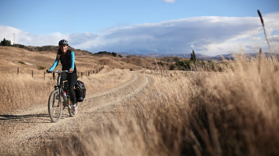 Neuseeland Otago Rail Trail