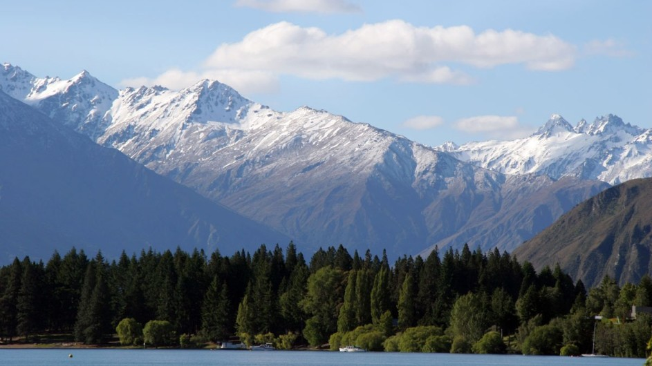 Neuseeland - Southern Alps