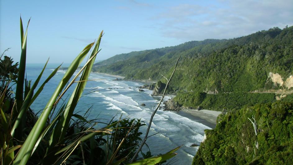 Neuseeland Coromandel Halbinsel Küste
