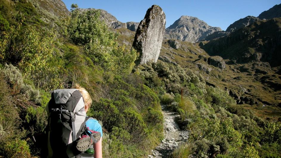 Neuseeland Routeburn Track