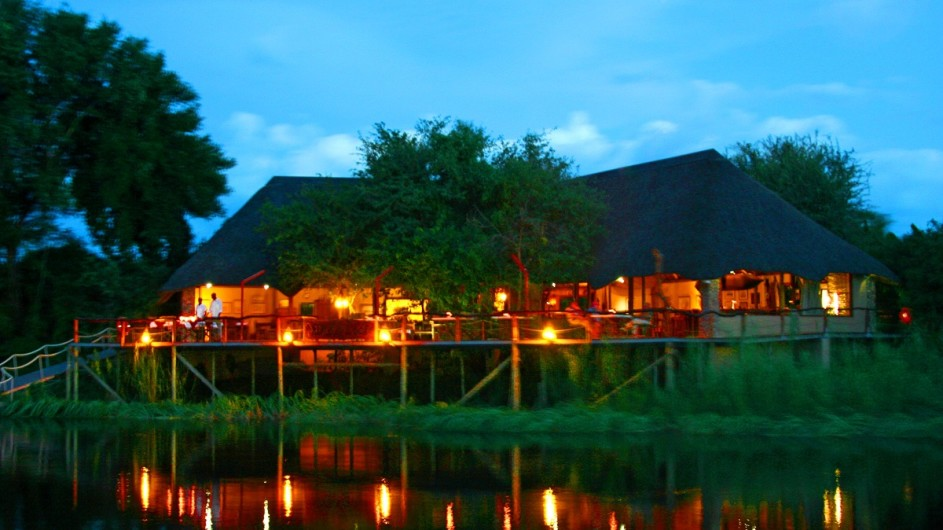 Botswana Nunda River Lodge