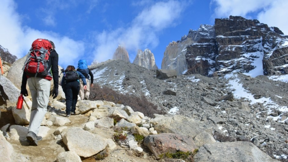 Chile - W Trek - Cascada