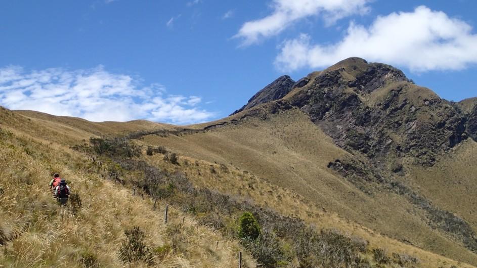 Ecuador Wandern in den Anden