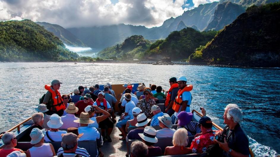 Französisch Polynesien - Aranui Ausflug Marquesas