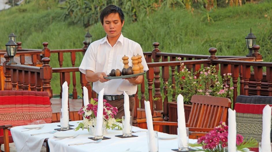 Mekong Explorer Dinner