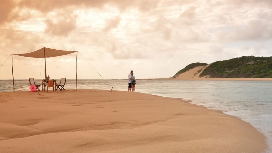 Mozambique Machangulo Beach Lodge