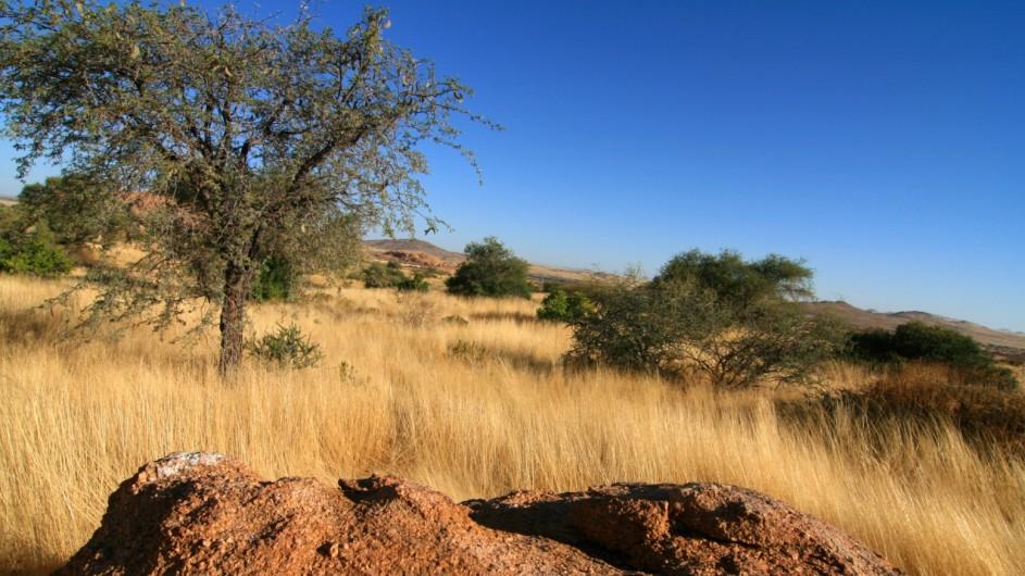 Namibia Erongo Berge