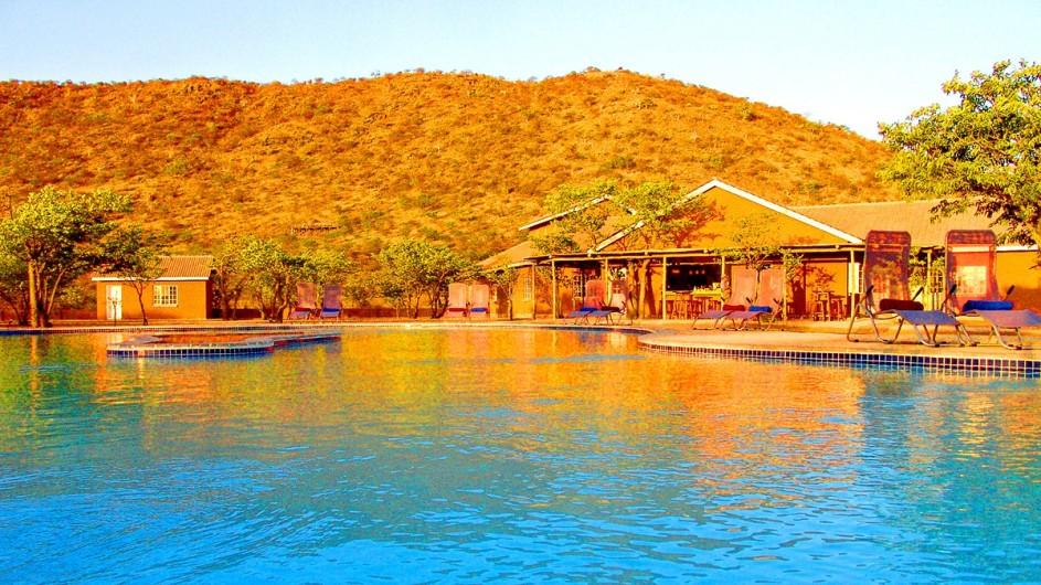 Namibia Damara Mopane Lodge