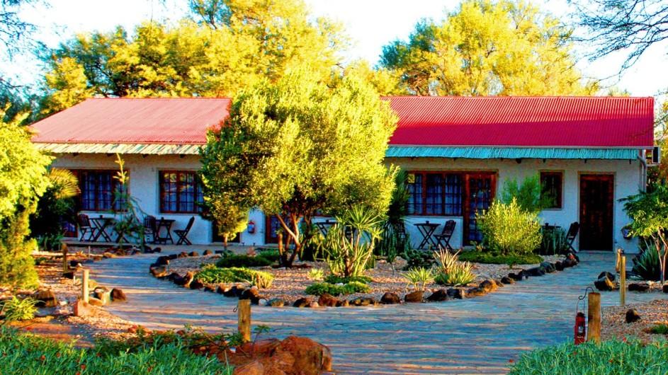 Namibia Elegant Farmstead
