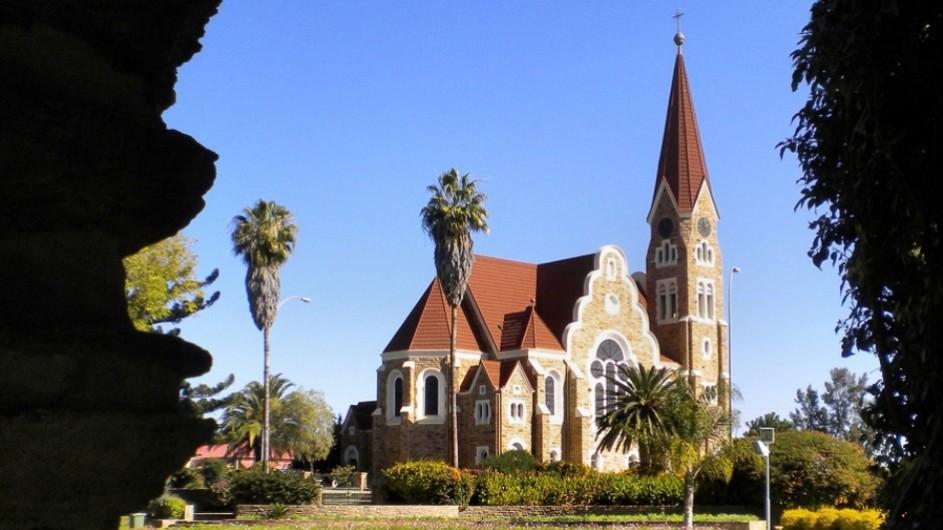 Namibia Kirche in Windhoek