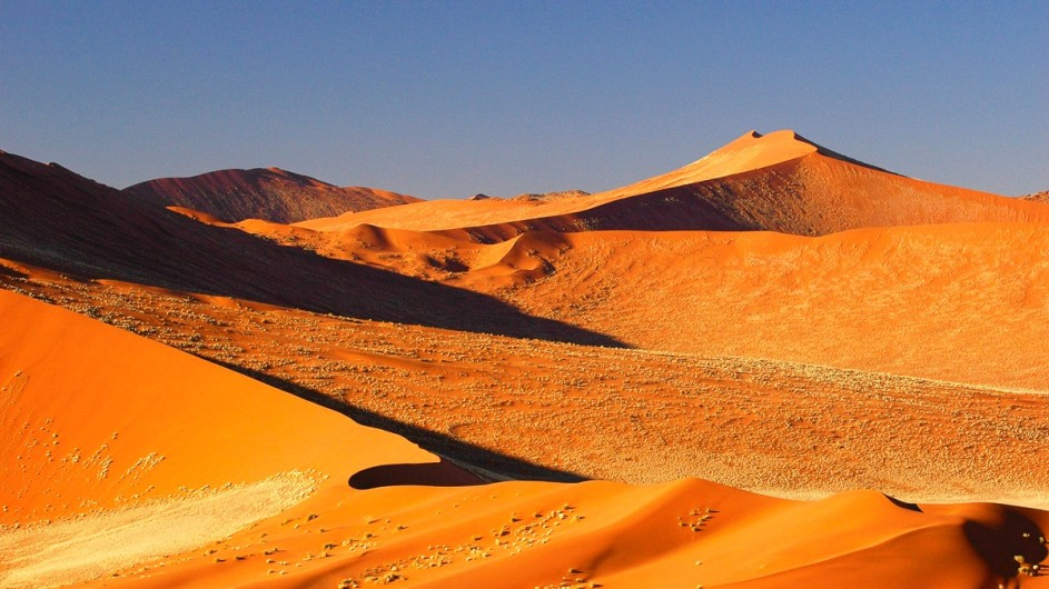 Namibia Sossusvlei Dünen