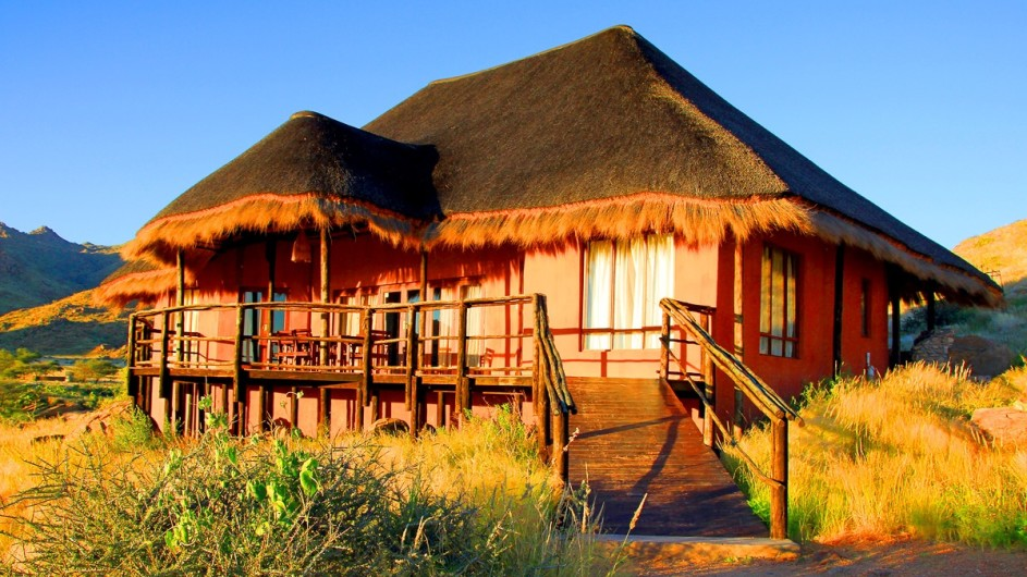 Namibia Solitaire Guest Farm
