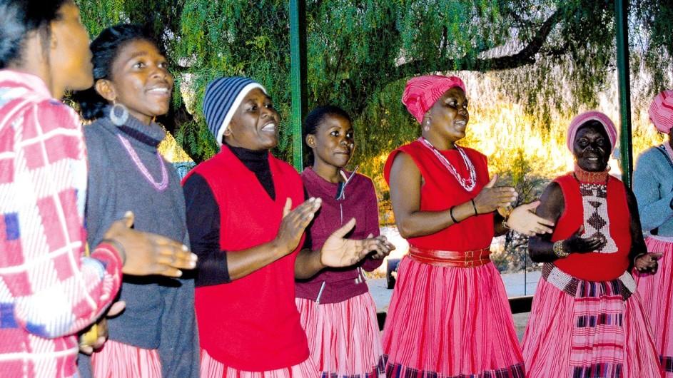 Namibia Penduka Gesang