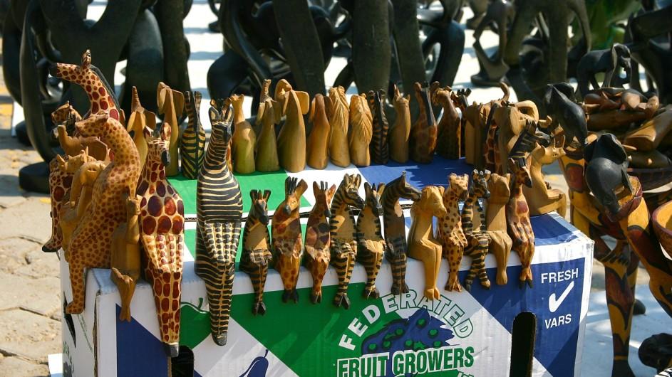 Namibia Swakopmund Handwerkmarkt